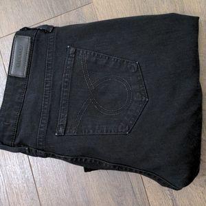 Big Star Maddie Skinny Jeans Black Wash Size 29